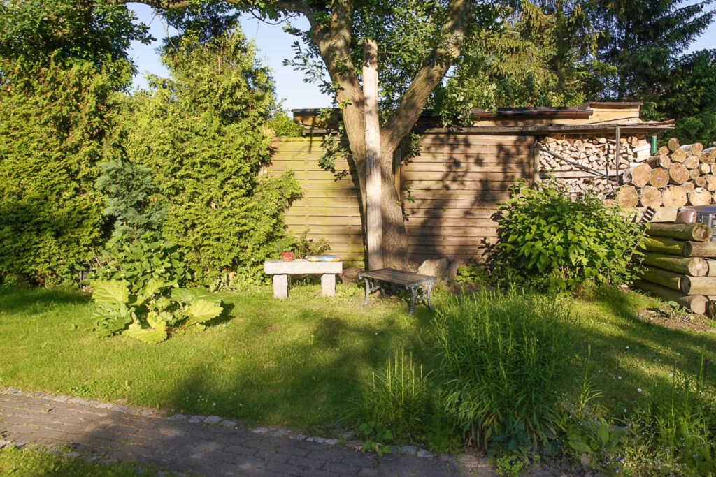Fewo Malcher, Stralsund - Fewo mit Terrasse