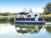 Hausboot 'Wassercamper' SCHW 930, SCHW 932 Typ 2 Black Pearl in Verchen - kleines Detailbild