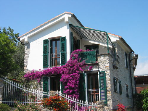 Casa Lucia Ansicht von Südwesten