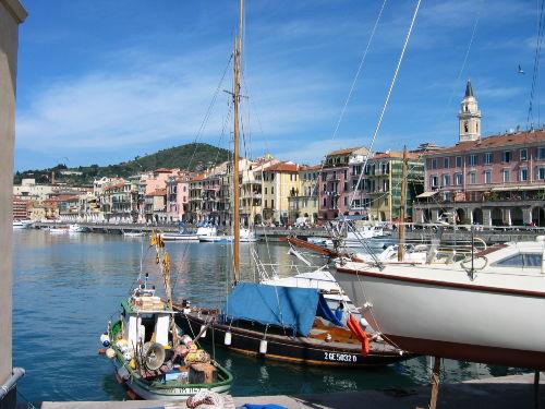 Hafen von Imperia-Oneglia