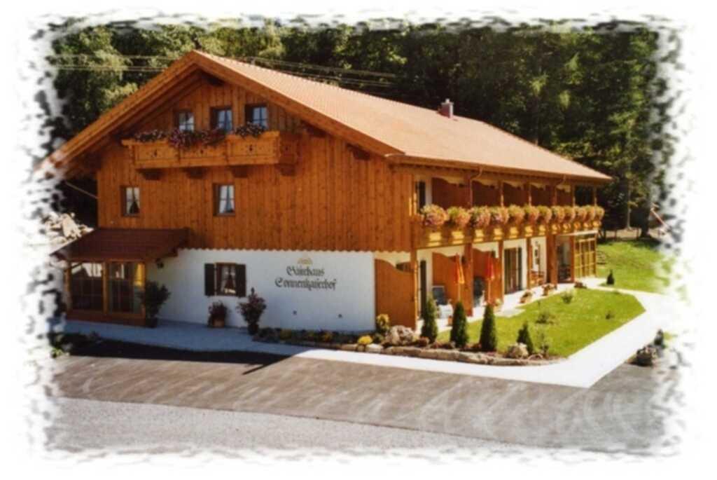 Gasthof und Gästehaus Sonnenkaiser, 8 Doppelzimmer