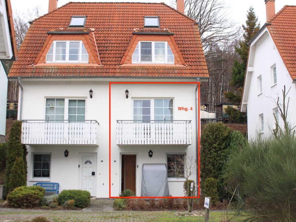 Fährhaus - Ferienwohnungen Peter Müller -TZR, Wohn