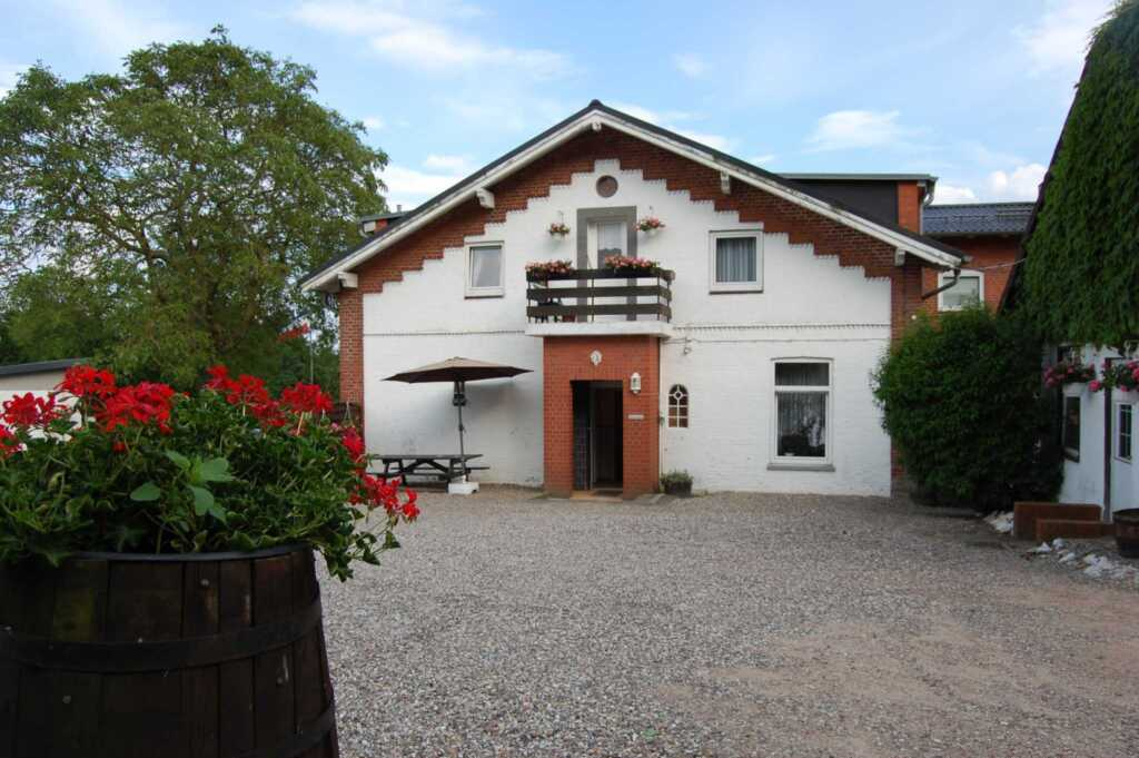 Pension Pohnsdorfer Mühle, Bauernhofblick