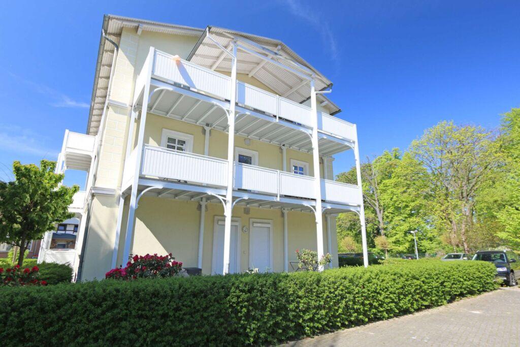 F.01 Villa Strandmuschel Whg.03 - ca 100 m Strand,