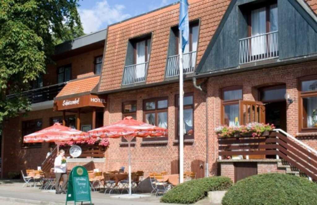 RED Hotel Wittensee 'Schützenhof', Appartment 2-Ra