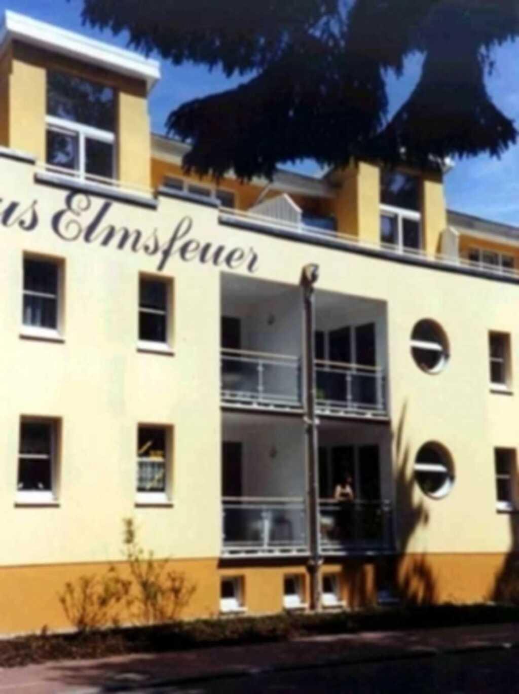 *Haus Elmsfeuer - Schlicht GM 71147, Haus Elmsfeue