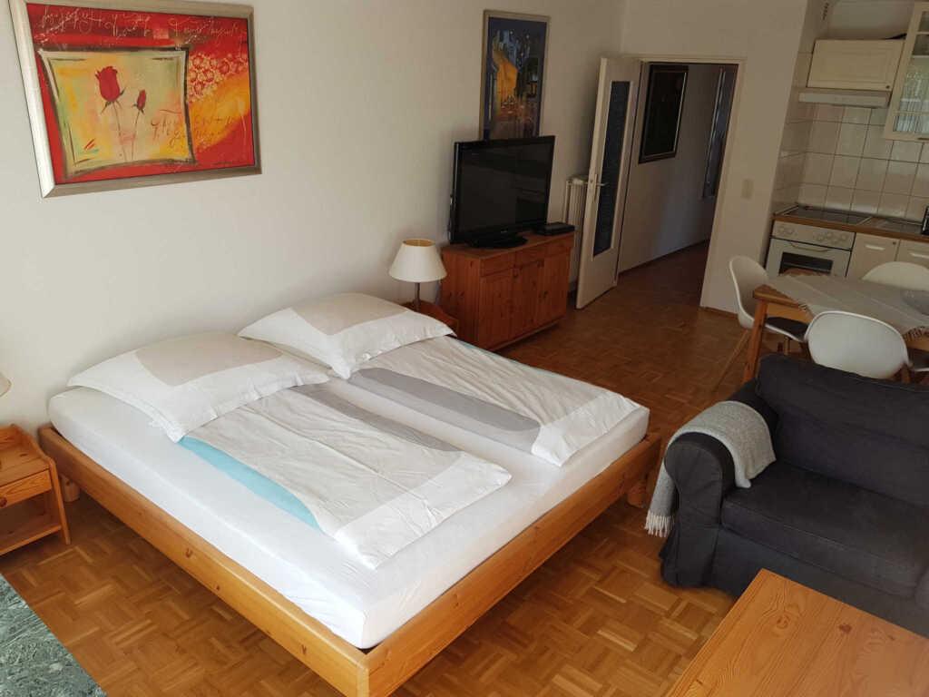 Ostseehaus Albrecht, 2-Raum FeWo Seeseite, 58 m²,