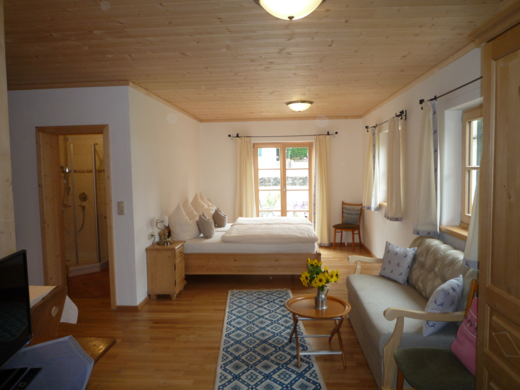 G�stehaus Johanna, Wohnung OG West