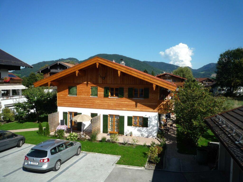 G�stehaus Johanna, Wohnung EG
