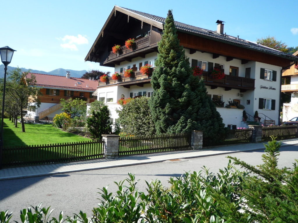 Gästehaus Johanna, Wohnung OG Ost