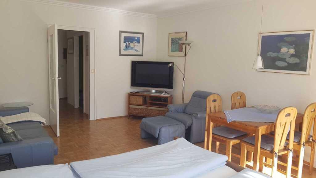 Ostseehaus Albrecht, 1-Raum FeWo Mitte, 40 m�, Ter