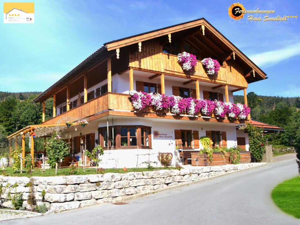 Ferienwohnungen Haus Sonnbichl, Josef und Martina