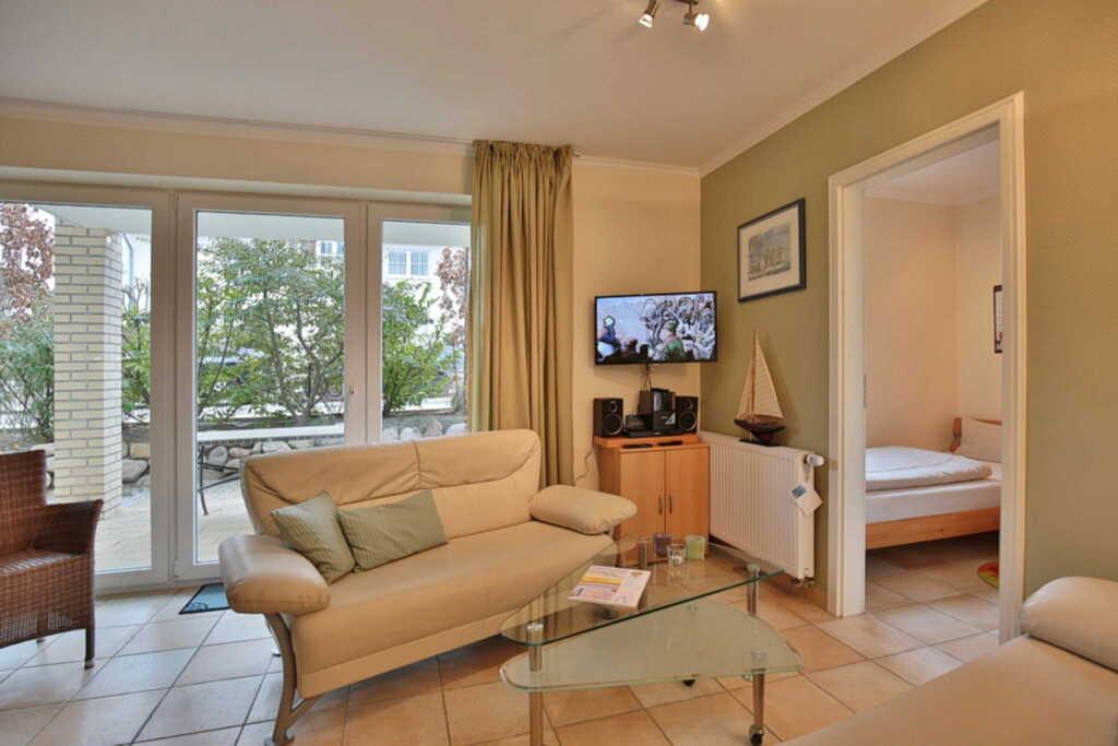 Moderne Strandvilla, WIL002, 3-Zimmerwohnung