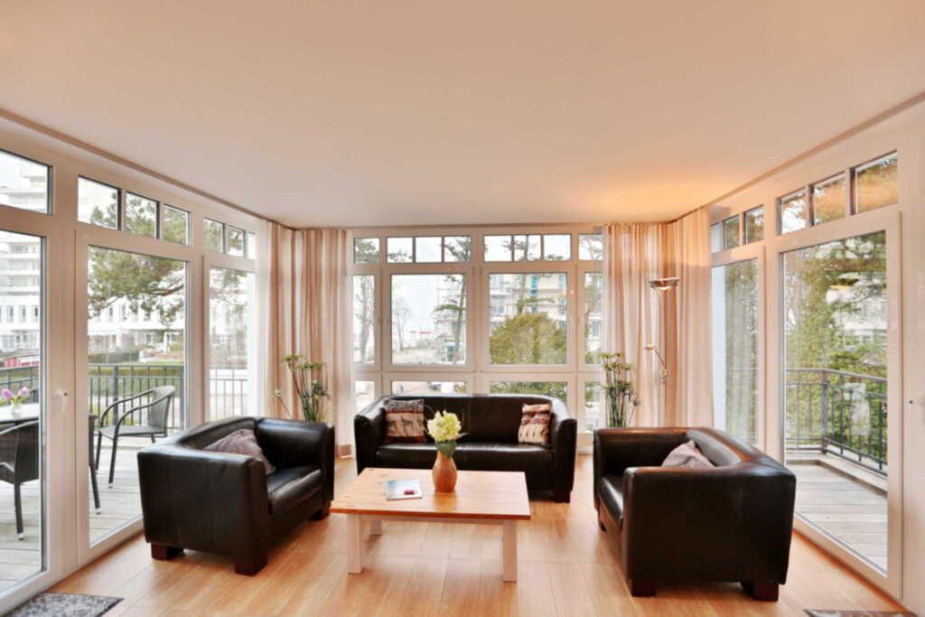 Villa Strandallee 164, SA 1645 3-Zimmerwohnung