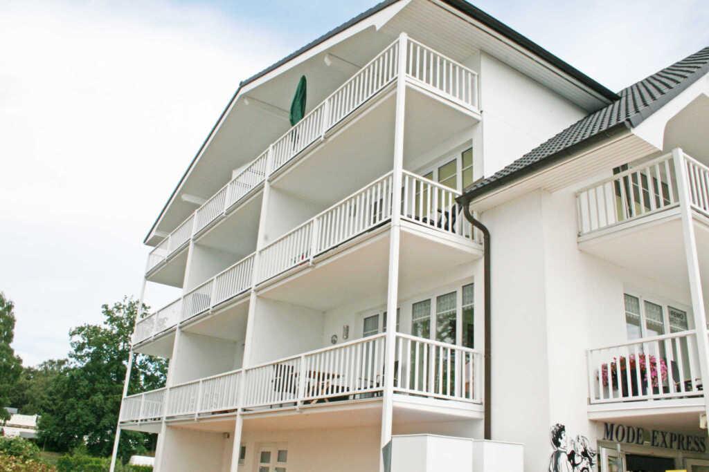 F.01 Appartement Seestern mit Balkon, Appartement