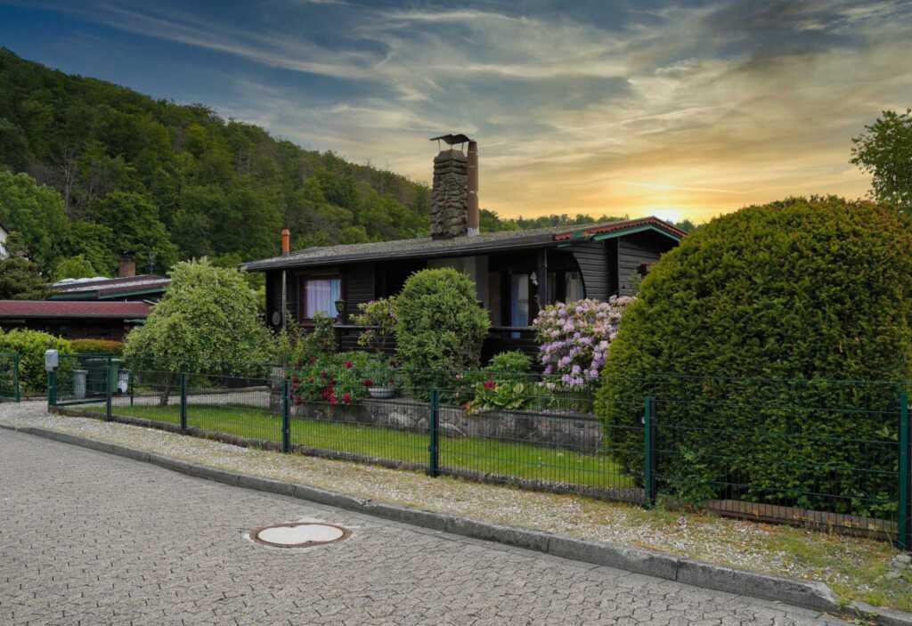 Ferienblockhaus Harzidyll, Ferienblockhaus