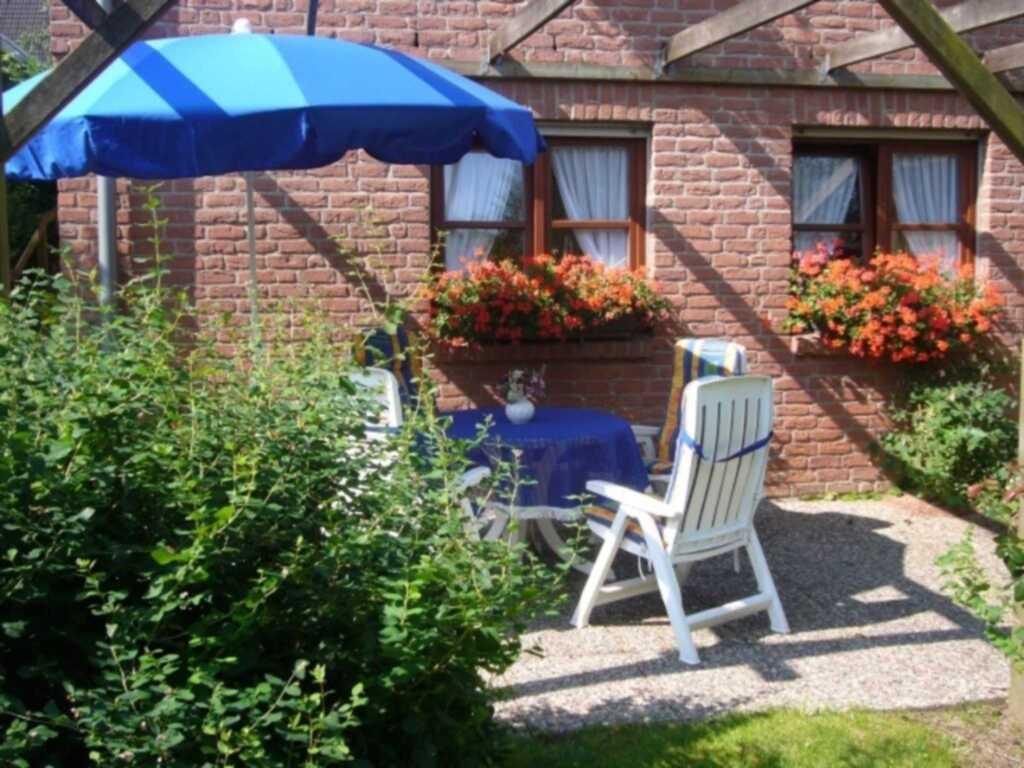 Haus Tina, 2-Raum FeWo, 46 m², Terrasse