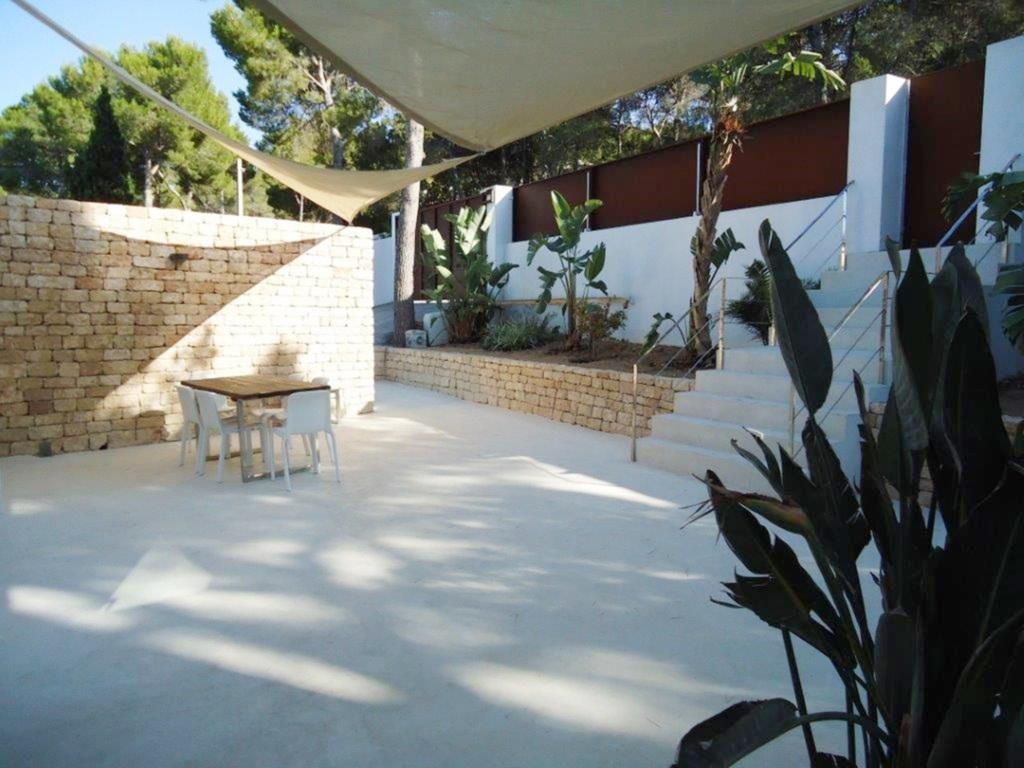 240 Ferienhaus in der Cala Vadella, neu
