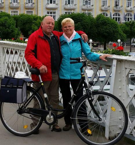 Die Eheleute Sigrid und Winfried Menze stellen sich vor