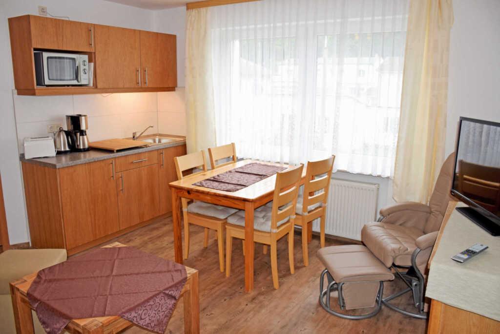 Pension im Ostseebad Sellin, Ferienappartement 01