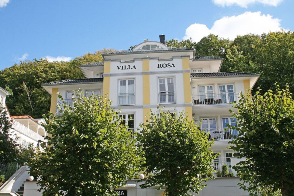 A.01 Villa Rosa Whg. 13 mit Süd-West Balkon, Villa