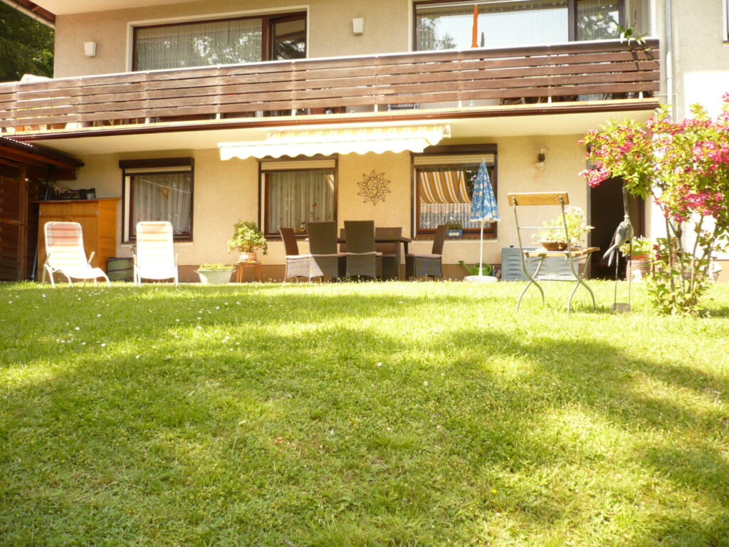 Ferienwohnung 'Haus am Sonnenhang', Ferienwohnung