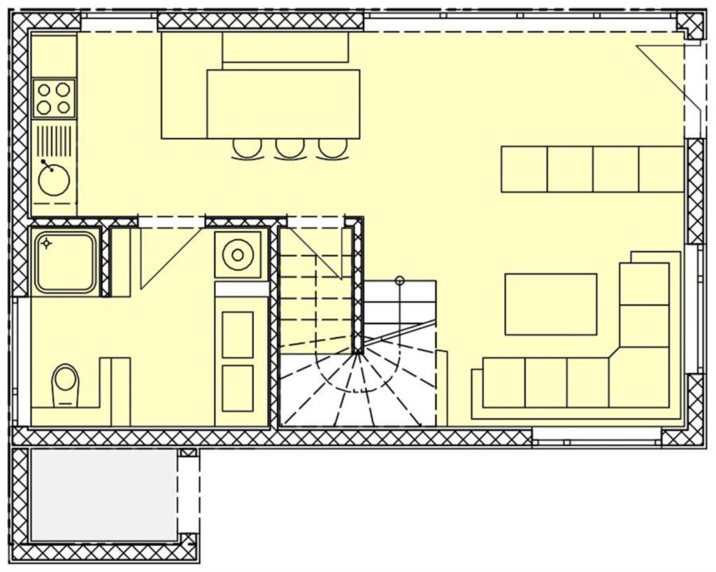 Ferienhaus Brockmann, Ferienhaus