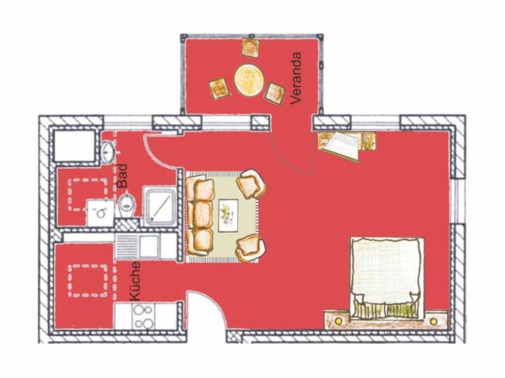 (Brise) Villa Emmi, Emmi 1-Zi-App. 5