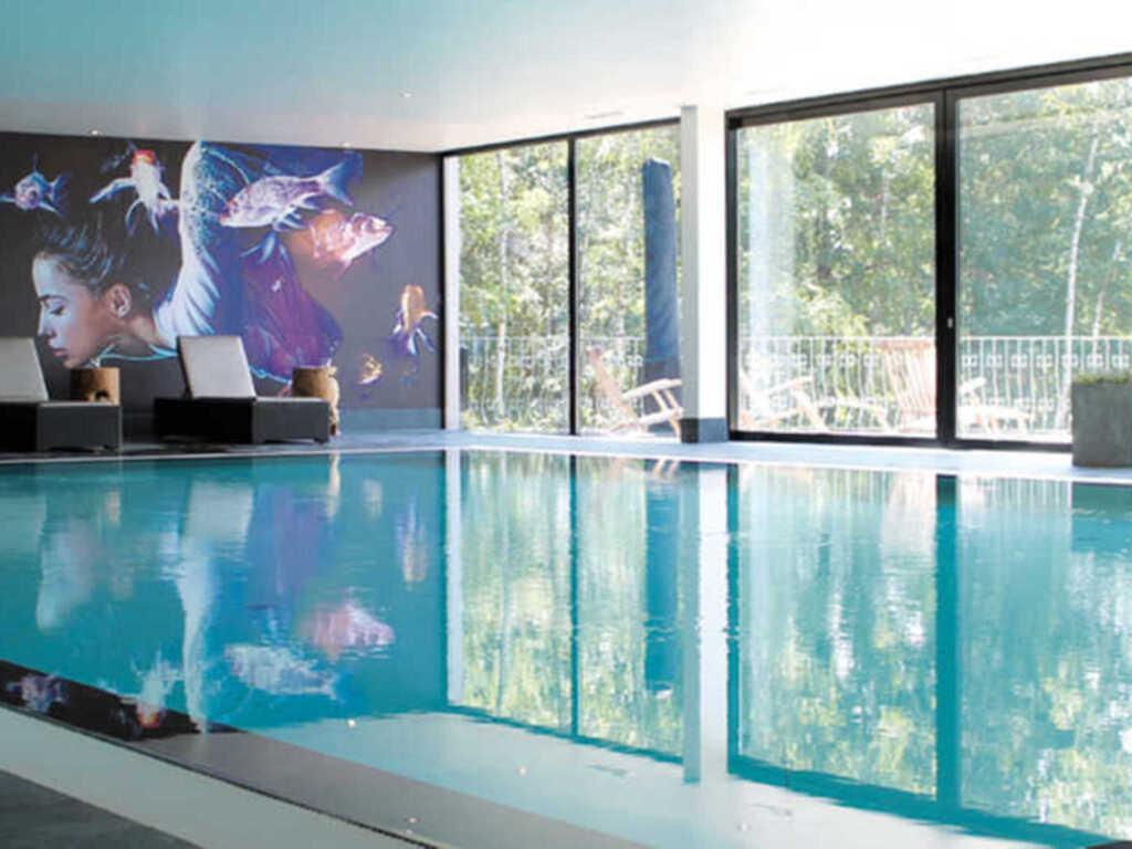 Ferienhäuser am See, Ferienhaus