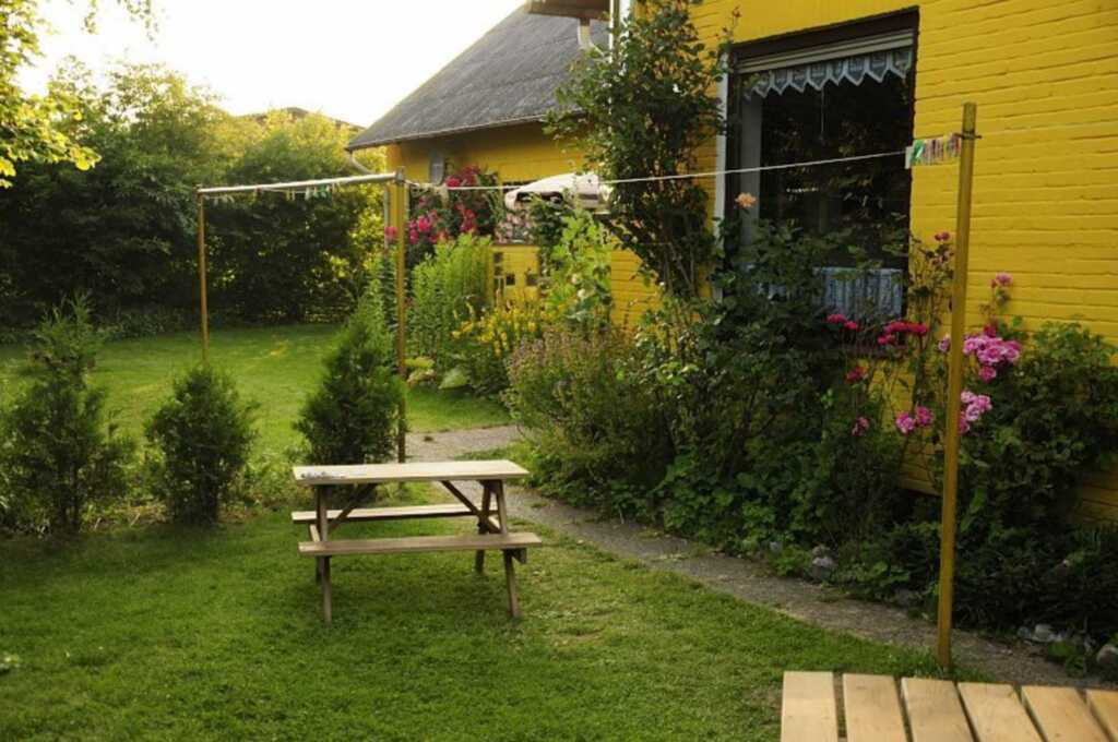 Fischerhaus in Pommerby (Flensburger F�rde - Kappe