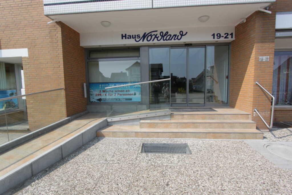 'Haus Nordland' zentrumsnah in Westerland, 80 App