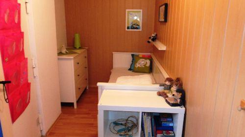 kuscheliges kleines Kinderzimmer
