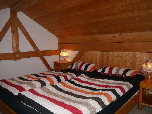 kuscheliges Schlafzimmer