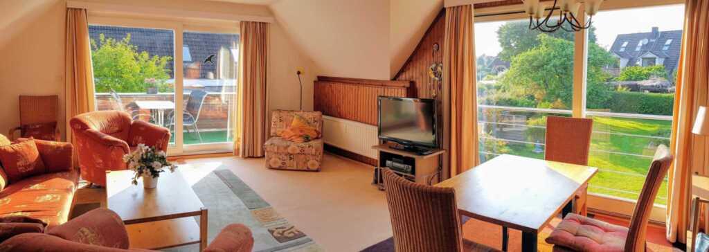 Ferienwohnungen Baumbach, 3-Raum FeWo Gartenwohnun
