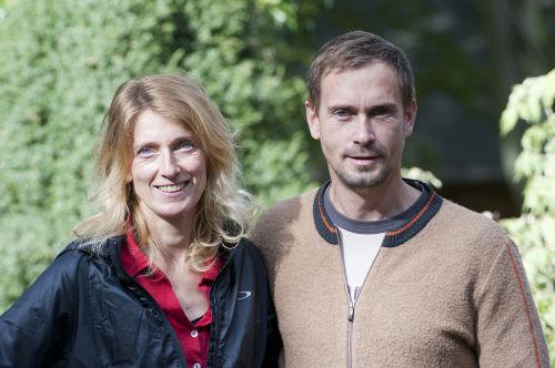 Doris Schreiber und Volker Grimmenstein