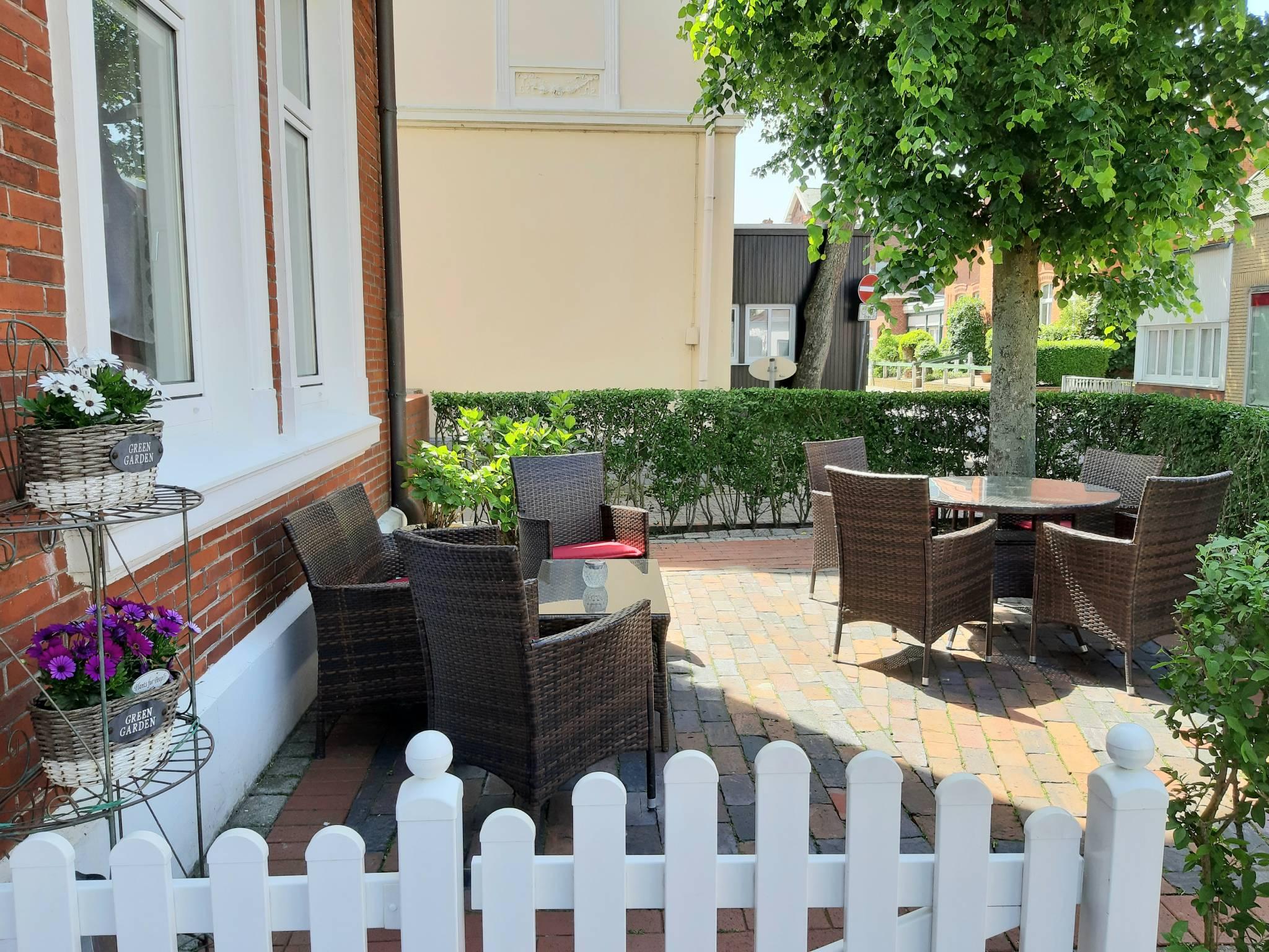 Zusatzbild Nr. 09 von Gründerzeitvilla 'Villa Harmonie' - Ferienwohnung Schneeglöckchen