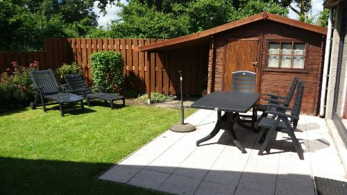 Garten mit Südlage