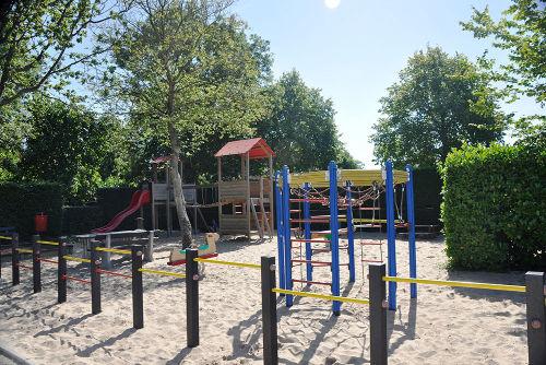 Spielplatz vom Park