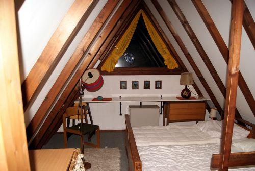 Schlafzimmer | Dachgeschoß