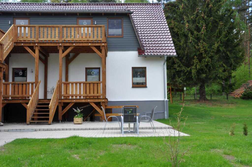 Seefeldt - Ückeritz, Villa Wald-Eck, Wohnung 1 (DG