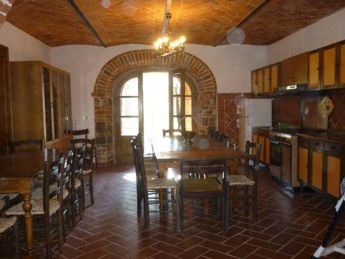 Küchen- + Essbereich mit Zugang z.Grill