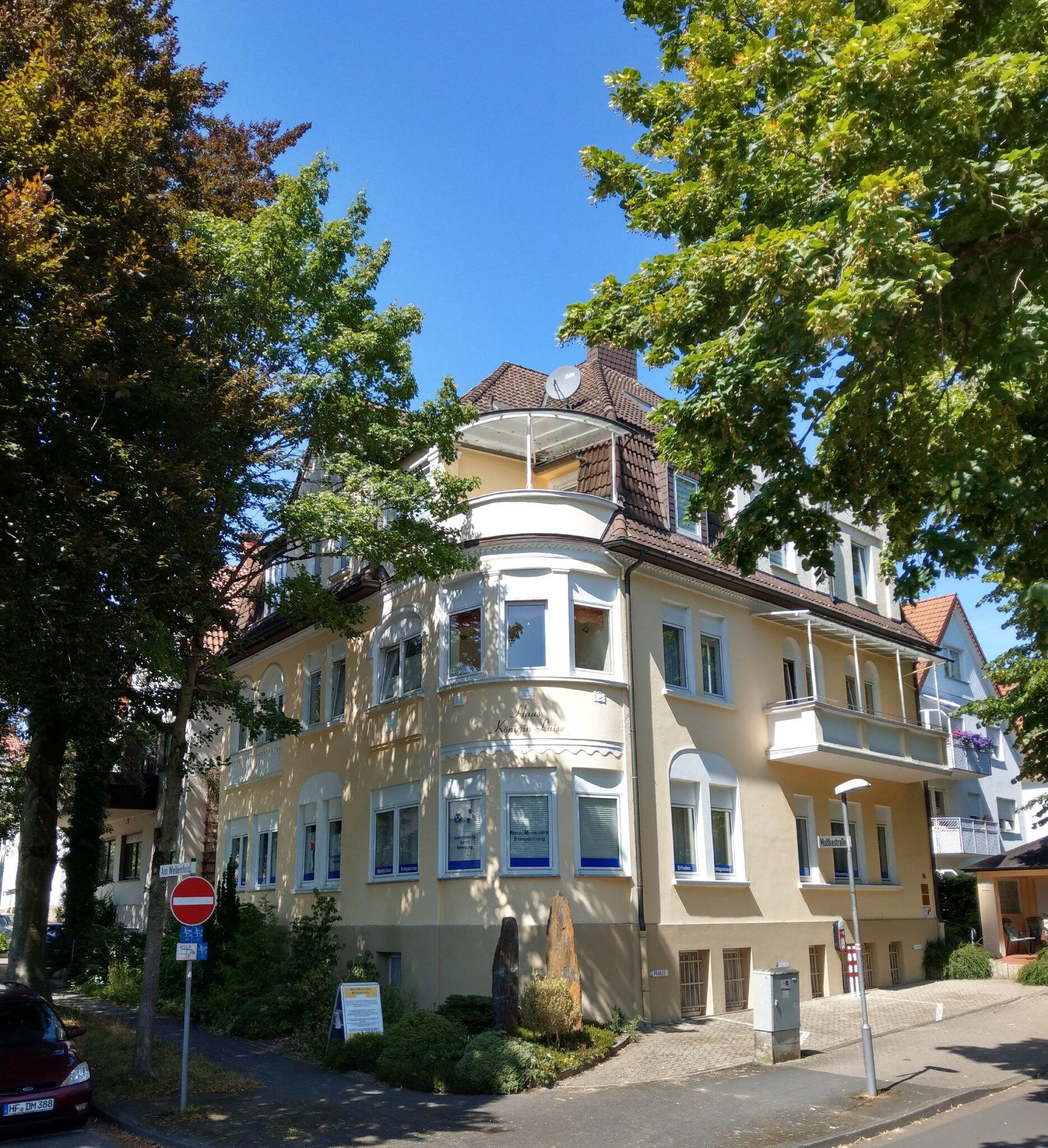 Ferienwohnungen im Haus K�nigin Luise