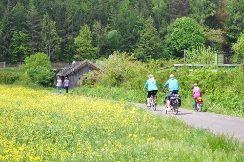 Gera-Radwanderweg