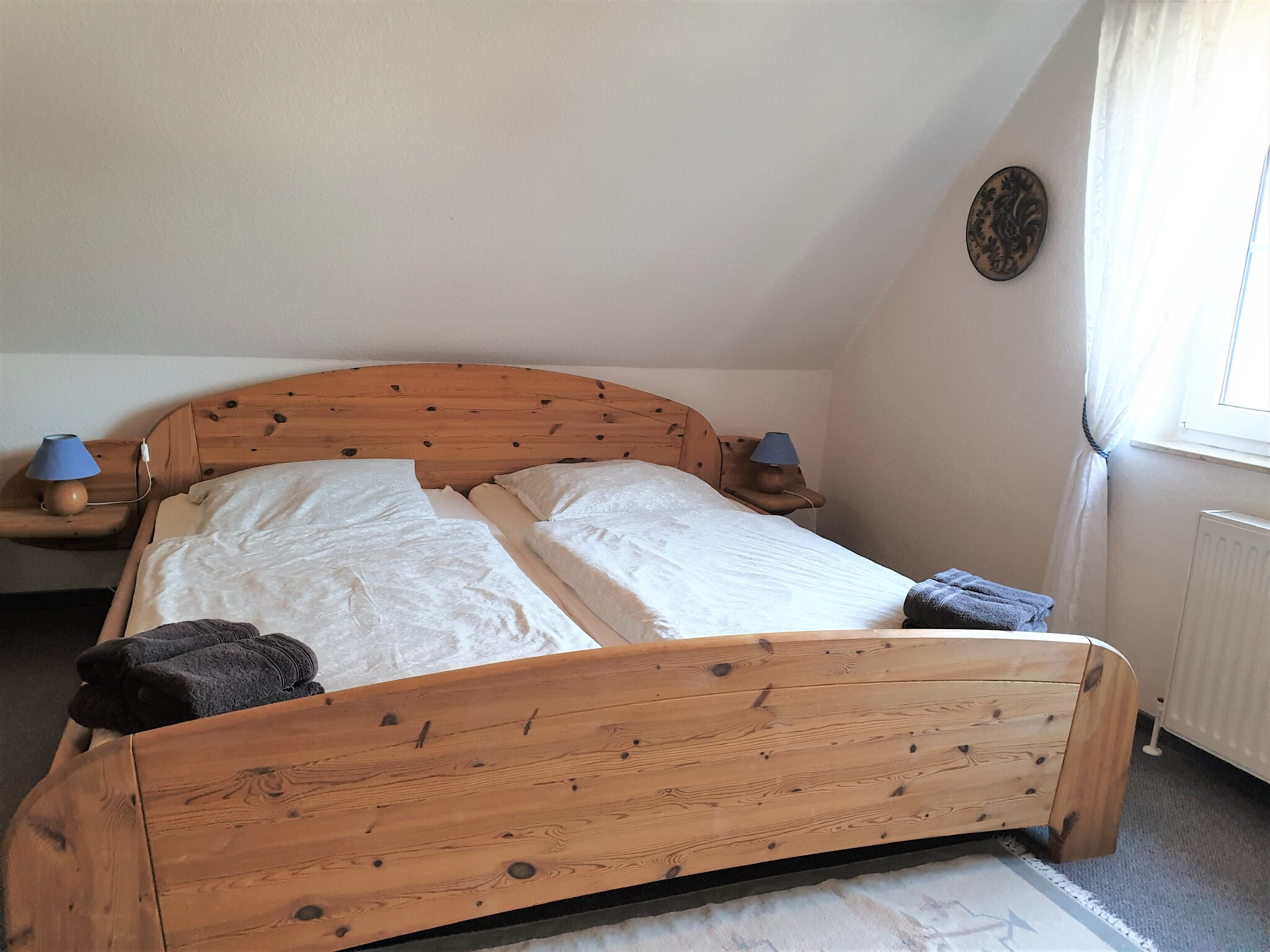 Das charmante Elternschlafzimmer