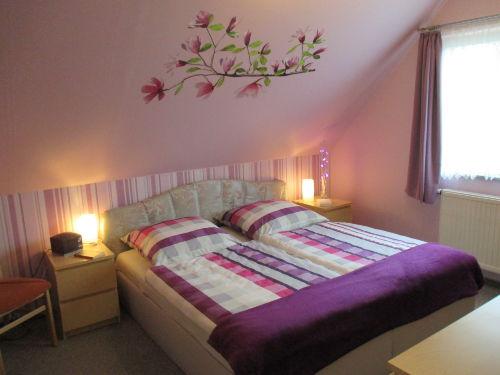 Schlafzimmer 1 Doppelbett 1,80m