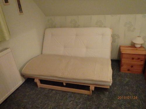 Zusatzbett in Schlafzimmer 2