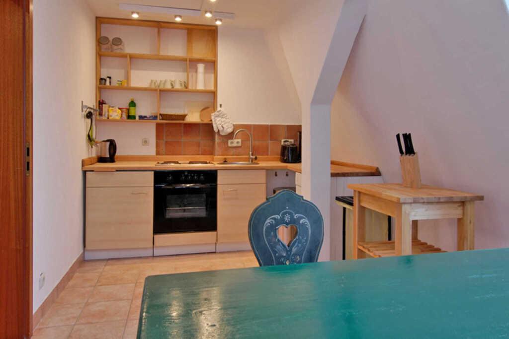 Ferienwohnungen im Gutshaus, 80m²-Ferienwohnung