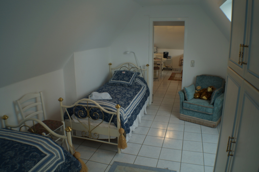 Graf Luckner Hüs, 2-Raum FeWo 2, 44 m²