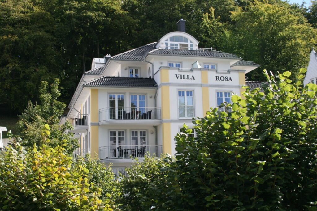 A.01 Villa Rosa Whg. 09 StrandGut mit Nord-West Te