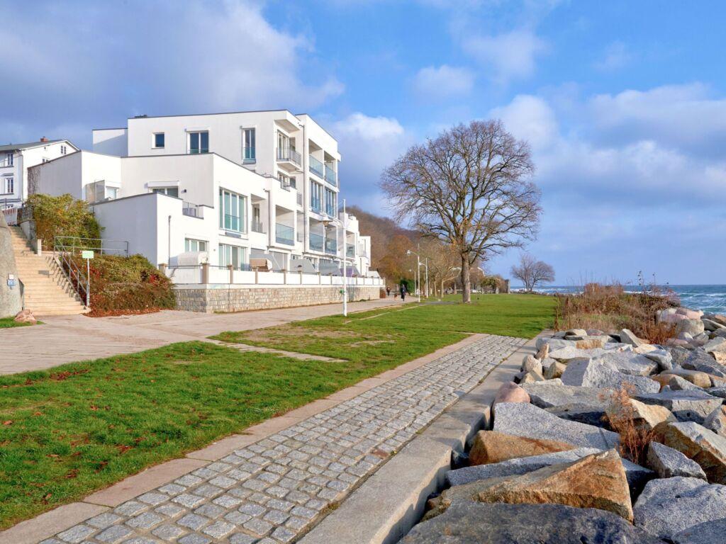 Ostseeresidenz Sassnitz F548 WG 16 mit Balkon+Meer